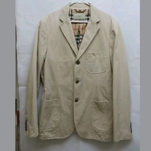 Burberry London men's blazer